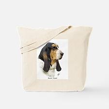 Basset Hound 9P013D-41 Tote Bag