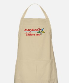 Maryland Eastern Star BBQ Apron