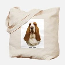Basset Hound 9L9D-22 Tote Bag