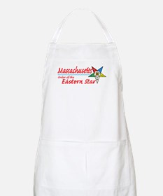 Massachusetts Eastern Star BBQ Apron