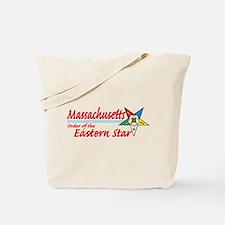 Massachusetts Eastern Star Tote Bag