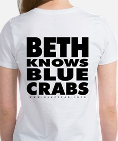 Beth Knows Tee