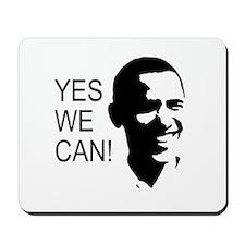 Obama's Face: Mousepad