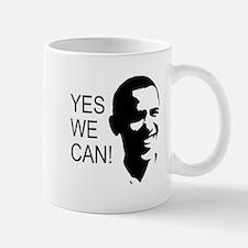 Obama's Face: Small Small Mug