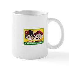 Cute Aprender espanol Mug