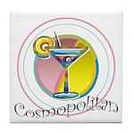 Cosmopolitan Tile Coaster