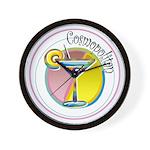 Cosmopolitan Wall Clock