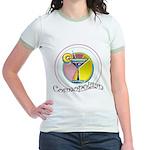 Cosmopolitan Jr. Ringer T-Shirt