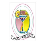 Cosmopolitan Postcards (Package of 8)