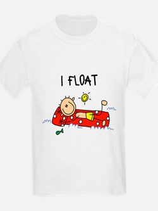 I Float T-Shirt