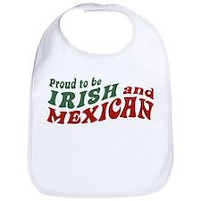 Proud Irish Mexican Bib