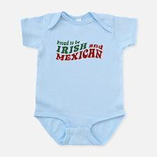 Proud Irish Mexican Infant Bodysuit