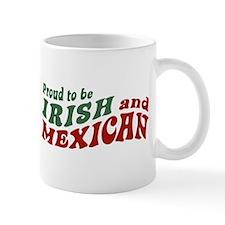 Proud Irish Mexican Mug