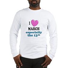 PH 3/13 Long Sleeve T-Shirt