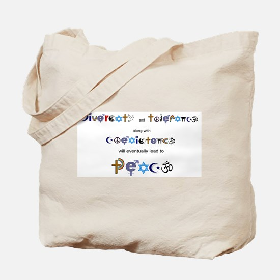 Cute Tolerance Tote Bag