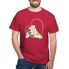 NFQN Heartline Teddy Hug T-Shirt