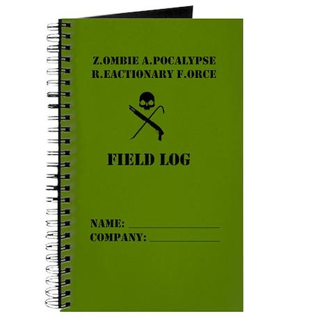 ZARF Field Log by zarfstore