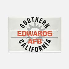 Edwards Air Force Base Rectangle Magnet (10 pack)