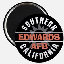 Edwards Air Force Base Magnet