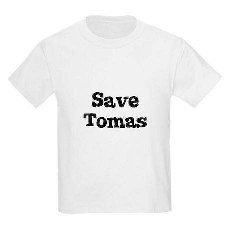 Save Tomas Kids T-Shirt