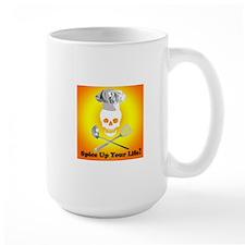 Cooking Skull Chef Mug