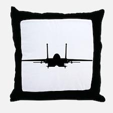 F15 Eagle Throw Pillow