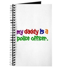 My Daddy Is A Police Officer PR Journal