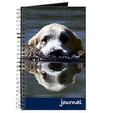 Golden Retriever Reflection Journal