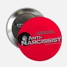 Anti-Narcissist&#8482 Button