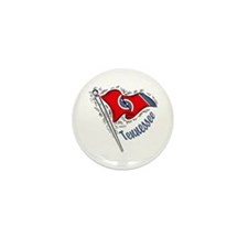 """State Flag"" Mini Button (10 pack)"