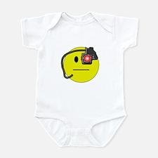 Assimilated Smiley Infant Bodysuit