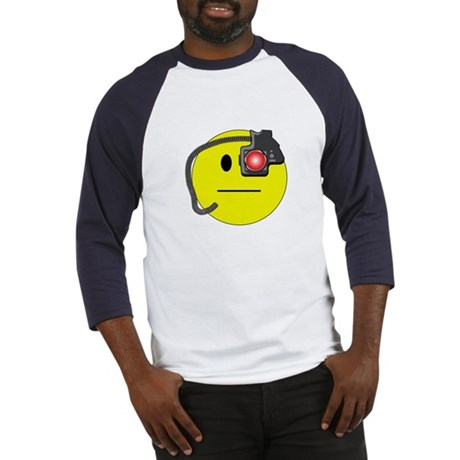 Assimilated Smiley Baseball Jersey