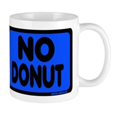 Bad Cop, No Donut Mug