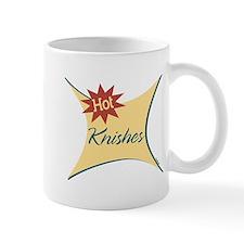 Hot Knishes Retro Mug