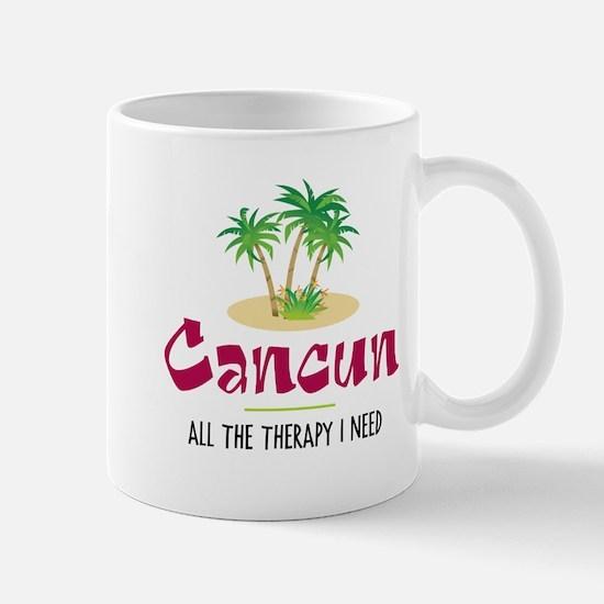 Cancun Therapy - Mug