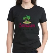 Cancun Therapy - Tee