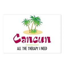 Cancun Therapy - Postcards (Package of 8)