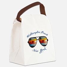 Cool Sun sand Canvas Lunch Bag
