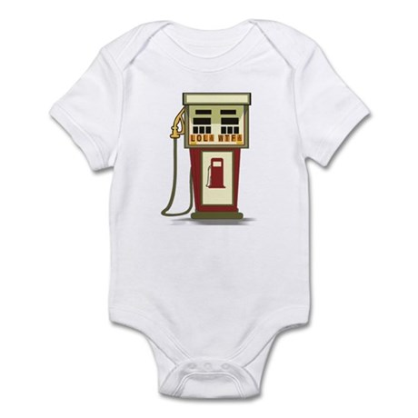 Gas Prices Infant Bodysuit