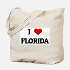 I Love FLORIDA Tote Bag