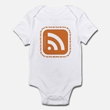 Feed Me Infant Bodysuit