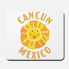 Cancun Sun - Mousepad