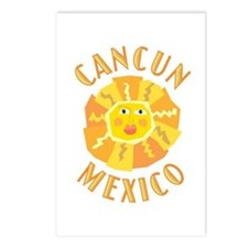 Cancun Sun - Postcards (Package of 8)