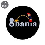 "Whiz on Obama 3.5"" Button (10 pack)"