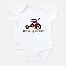 Dig My Ride Infant Bodysuit