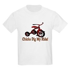 Dig My Ride T-Shirt