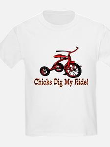 Dig My Ride T-Shirt