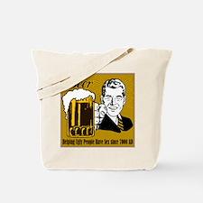 Helping Ugly People Tote Bag