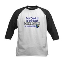 Best Police Officer In The World (Daddy) Tee