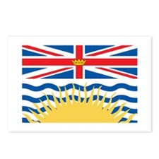 BRITISH-COLUMBIA Postcards (Package of 8)